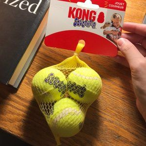 Brand new Kong Squeaker Ball